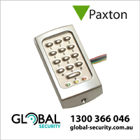 Compact TOUCHLOCK stainless steel keypad - K75