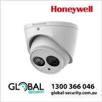 "CLEARANCE - Honeywell 4MP HQA WDR IR Ball Camera, 1/3"" CMOS, 4MP"