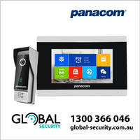 Panacom 930 4 Wire Touchscreen Colour HD Video Int
