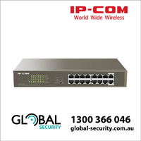 16-Ports FE Ports + 1 GE+1 SFP Port UnManagement PoE+ Switch